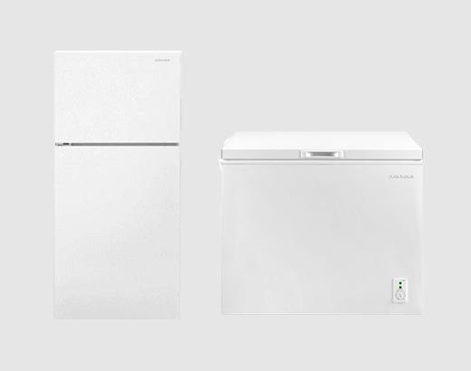 18 Cu Ft Amana Refrigerator Amp 7 Cu Ft Amana Chest