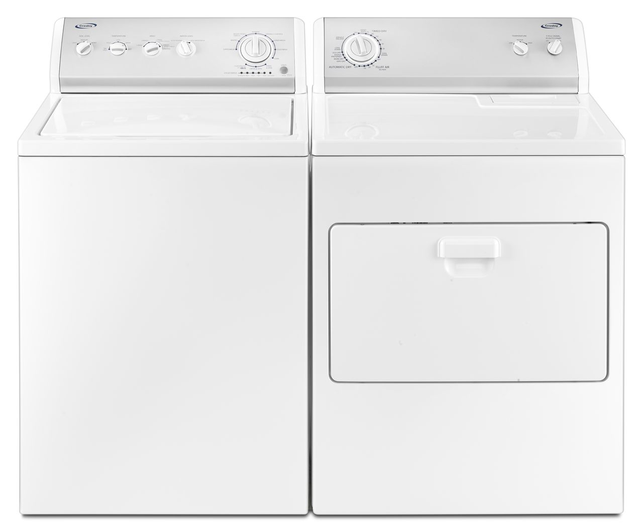 Crosley Better Washer And Dryer Set