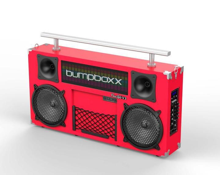 Bumpboxx Freestyle V3 Mikes Rent To Own