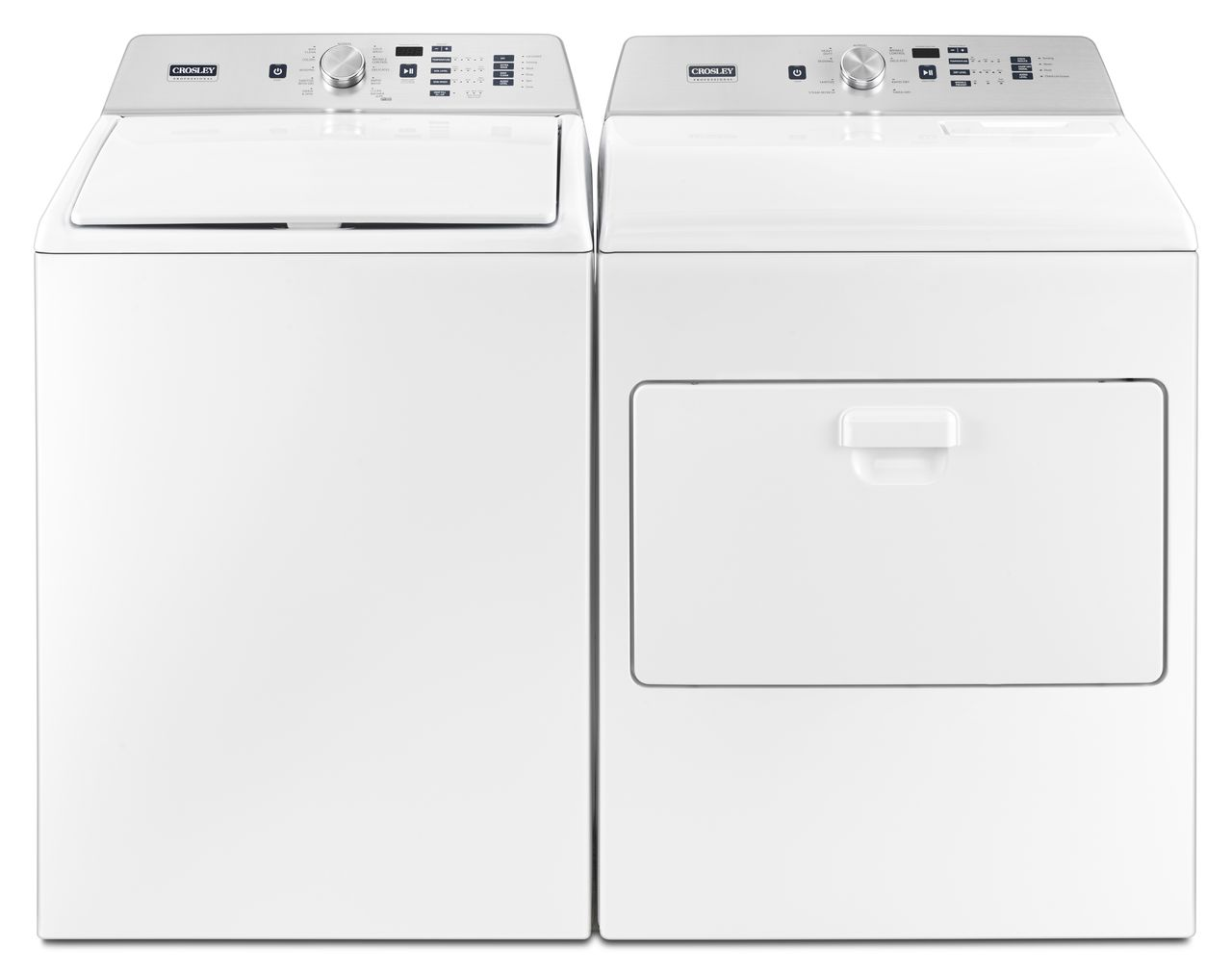 Crosley Professional Washer And Dryer Set